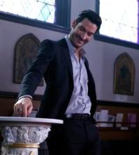 Tom Ellis as Lucifer. Co. CR: Michael Courtney/FOX