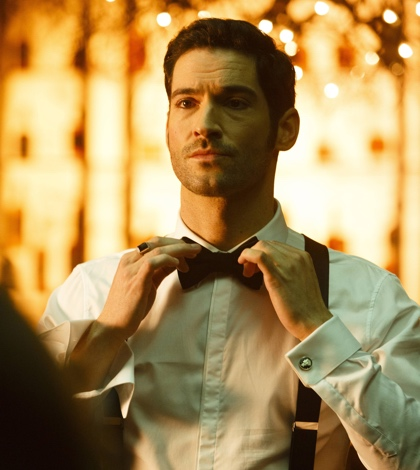 Tom Ellis in Lucifer