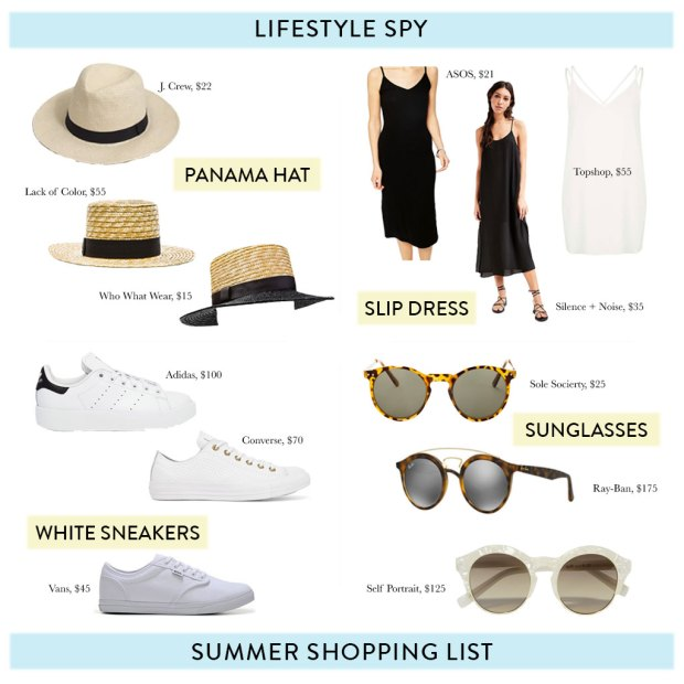 Lifestyle-Spy-Summer-Shopping-List-1