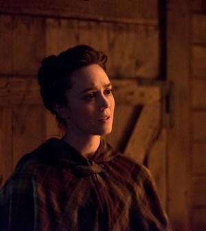 Heather Lind as Anna Strong - TURN: Washington's Spies _ Season 3, Episode 4 - Photo Credit: Antony Platt/AMC