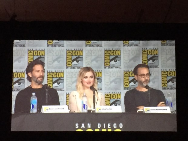 The 100 Panel SDCC 2016