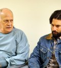 Pictured: (l-r) Gerald McRaney as Doctor K, Milo Ventimiglia as Jack -- (Photo by: Paul Drinkwater/NBC)