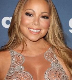 Credit: Photo by Kristina Bumphrey/StarPix/REX Mariah Carey 27th Annual GLAAD Media Awards, New York, America - 14 May 2016