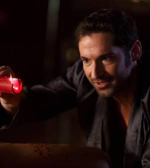 Tom Ellis as Lucifer | ©2016 Fox Broadcasting Co. Cr: Michael Courtney/FOX.