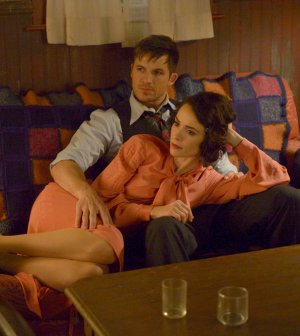 """TIMELESS -- """"Last Ride of Bonnie and Clyde"""""""