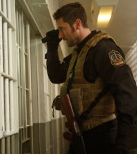 """THE BLACKLIST: REDEMPTION -- """"Kevin Jensen"""" Pictured: Ryan Eggold as Tom Keen -- (Photo by: Will Hart/NBC)"""