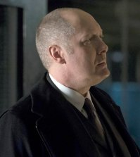 "THE BLACKLIST -- ""The Architect #107"" Episode 414 -- Pictured: James Spader as Raymond ""Red"" Reddington -- (Photo by: Virginia Sherwood/NBC)"