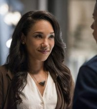 Candice Patton as Iris West. Photo credit: CW Network