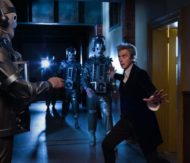 Doctor Who S10 | The Doctor (PETER CAPALDI) - (C) BBC - Photographer: Simon Ridgway