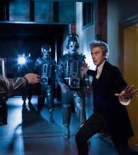 Doctor Who S10 | The Doctor (PETER CAPALDI) - (C) BBC - Photographer: Simon Ridgway