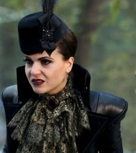 Lana Parrilla as the Evil Queen (ABC/Jack Rowand)