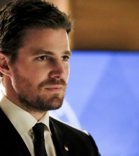 "Arrow -- ""Disbanded"" -- Pictured: Stephen Amell as Oliver Queen -- Photo: Bettina Strauss/The CW"