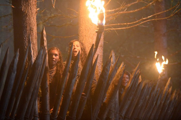 """GRIMM -- """"Where The Wild Things Were"""" Episode 611 -- Pictured: Villagers -- (Photo by: Allyson Riggs/NBC)"""