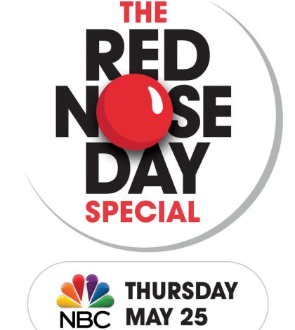 "THE RED NOSE DAY SPECIAL -- Pictured: ""The Red Nose Day Special"" Logo -- (Photo by: NBCUniversal)"