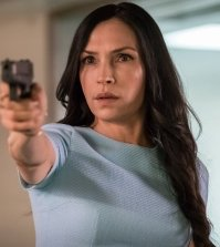 "THE BLACKLIST: REDEMPTION -- ""Whitehall: Conclusion"" Episode 108 -- Pictured: Famke Janssen as Susan ""Scottie"" Hargrave -- (Photo by: Jeff Neuman/NBC)"