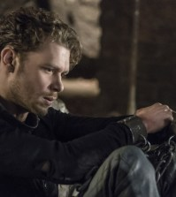 "The Originals -- ""No Quarter"" Pictured: Joseph Morgan as Klaus -- Photo: Annette Brown/The CW"