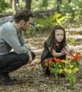 "The Originals -- ""Haunter of Ruins"" Pictured (L-R): Joseph Morgan as Klaus and Summer Fontana as Hope -- Photo: Bob Mahoney/The CW"