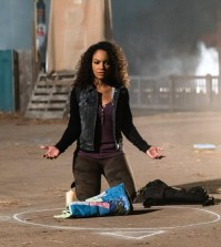 """SLEEPY HOLLOW: Lyndie Greenwood in the """"Child's Play"""" episode of SLEEPY HOLLOW airing Friday, March 3 (9:00-10:00 PM ET/PT) on FOX. ©2017 Fox Broadcasting Co. CR: Tina Rowden/FOX"""