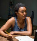 Sonequa Martin-Green as Sasha Williams- The Walking Dead _ Season 7, Episode 13 - Photo Credit: Gene Page/AMC