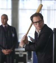 """Bull """"Bring It On"""" Pictured L-R: Chris Jackson as Chunk Palmer and Michael Weatherly as Dr. Jason Bull Photo: Craig Blankenhorn/CBS"""
