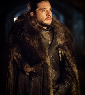 Kit Harington as Jon Snow: Photo credit Helen Sloane/HBO