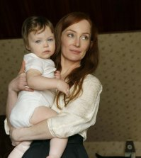 "THE BLACKLIST -- ""Requiem"" Episode 417 -- Pictured: Lotte Verbeek as Katarina -- (Photo by: Will Hart/NBC)"