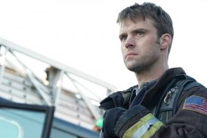 """CHICAGO FIRE -- """"Carry Their Legacy"""" Episode 519 -- Pictured: Jesse Spencer as Matthew Casey -- (Photo by: Elizabeth Morris/NBC)"""