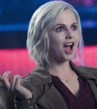 "iZombie -- ""Some Like It Hot Mess"" Pictured: Rose McIver as Liv -- Photo: Jack Rowand/The CW"