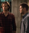 "Supernatural --""All Along the Watchtower"" -- Pictured (L-R): Jared Padalecki as Sam and Jensen Ackles as Dean -- Photo: Jack Rowand/The CW"