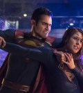 "Supergirl -- ""Nevertheless, She Persisted"" -- Pictured (L-R): Tyler Hoechlin as Clark/Superman and Melissa Benoist as Kara/Supergirl -- Photo: Katie Yu/The CW"