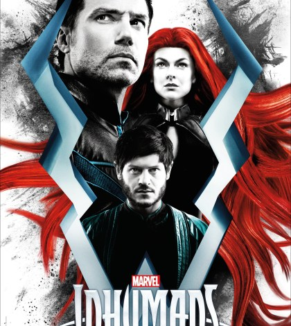 """MARVEL'S INHUMANS - """"Marvel's Inhumans"""" will premiere a version of the first two episodes in IMAX theatres for a two-week period beginning September 1st. ABC will then air the entirety of the series on the network, with additional exclusive content that can only been seen on ABC. """"Marvel's Inhumans"""" will premiere on ABC on Friday, September 29th at 8:00-10:00pm ET/PT. (ABC)"""