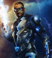 Black Lightning -- Pictured: Cress Williams as Black Lightning -- Photo: J Squared Photography/The CW