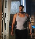 """DARK MATTER -- """"Wish I Could Be You"""" Episode 307 -- Pictured: Roger Cross as Six -- (Photo by: Stephen Scott/Dark Matter Series 3/Syfy)"""