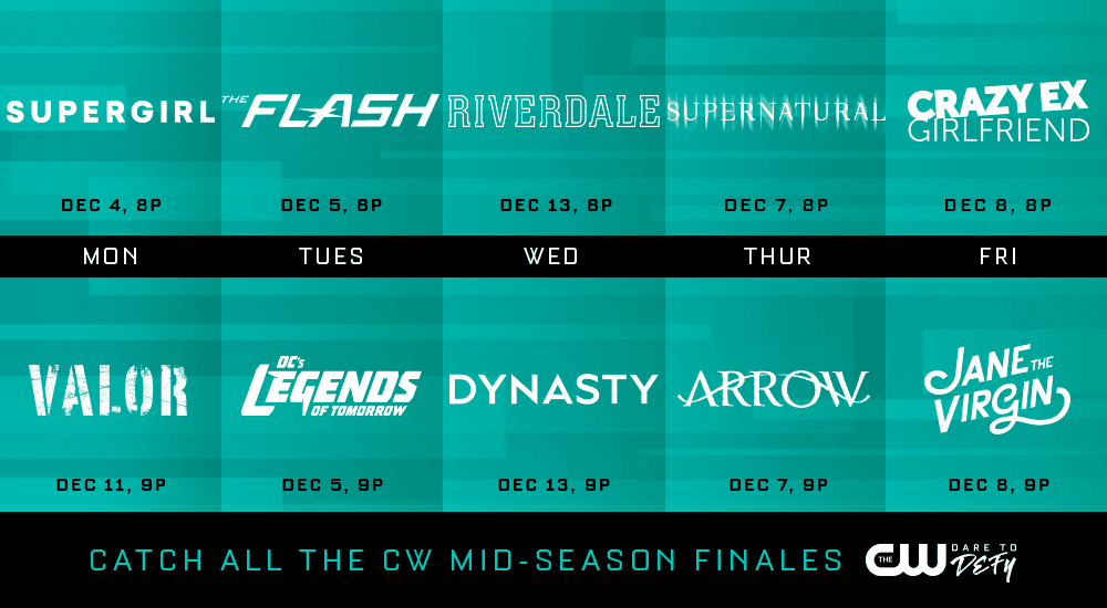 The CW\'s Midseason 2017 Air Dates & Storylines Are Here