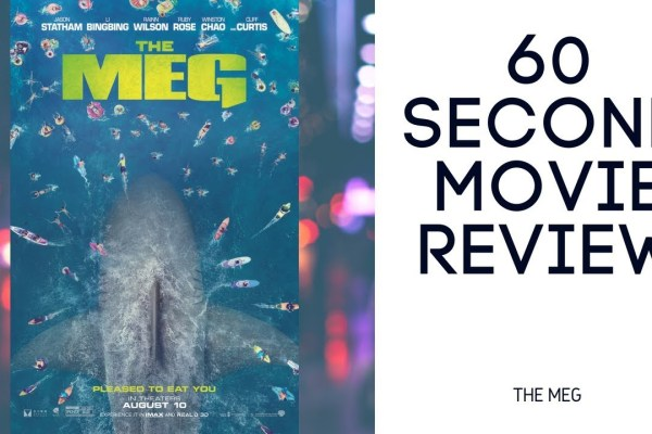 The Meg movie review video