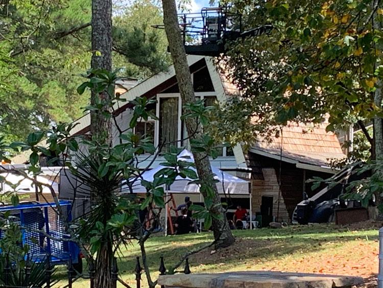 Byrde House from Ozark