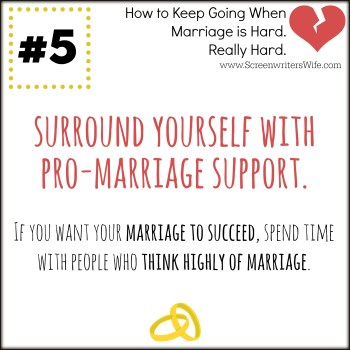 marriage is hard marriage advice