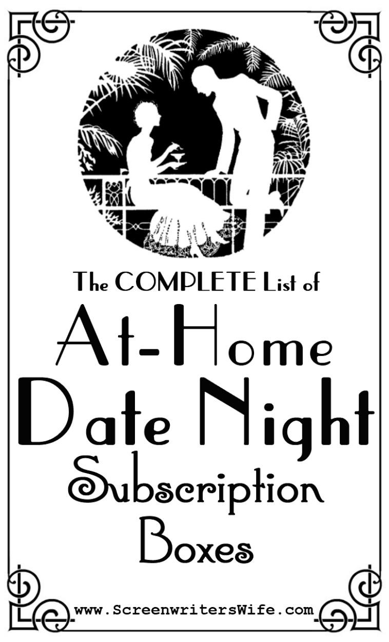 Date night in a box uk