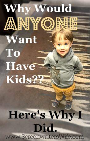 why have kids regret having kids