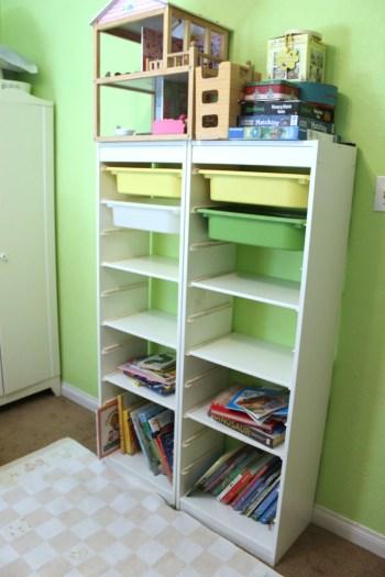 trofast shelves