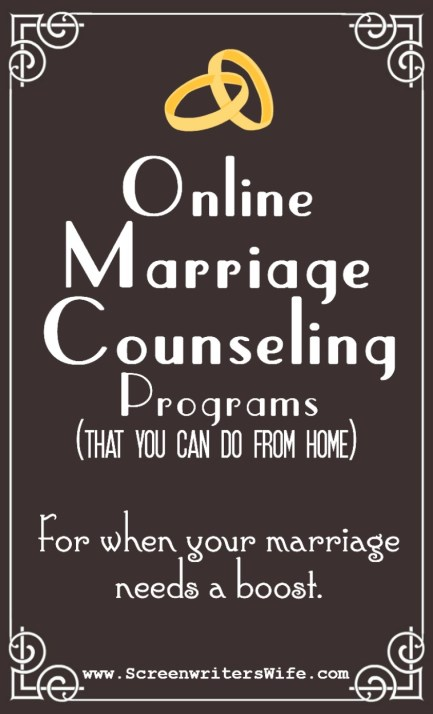 online marriage counseling programs you can do from home