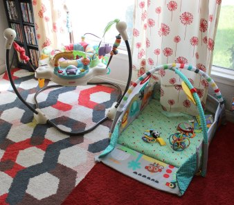 small home necessary baby equipment items