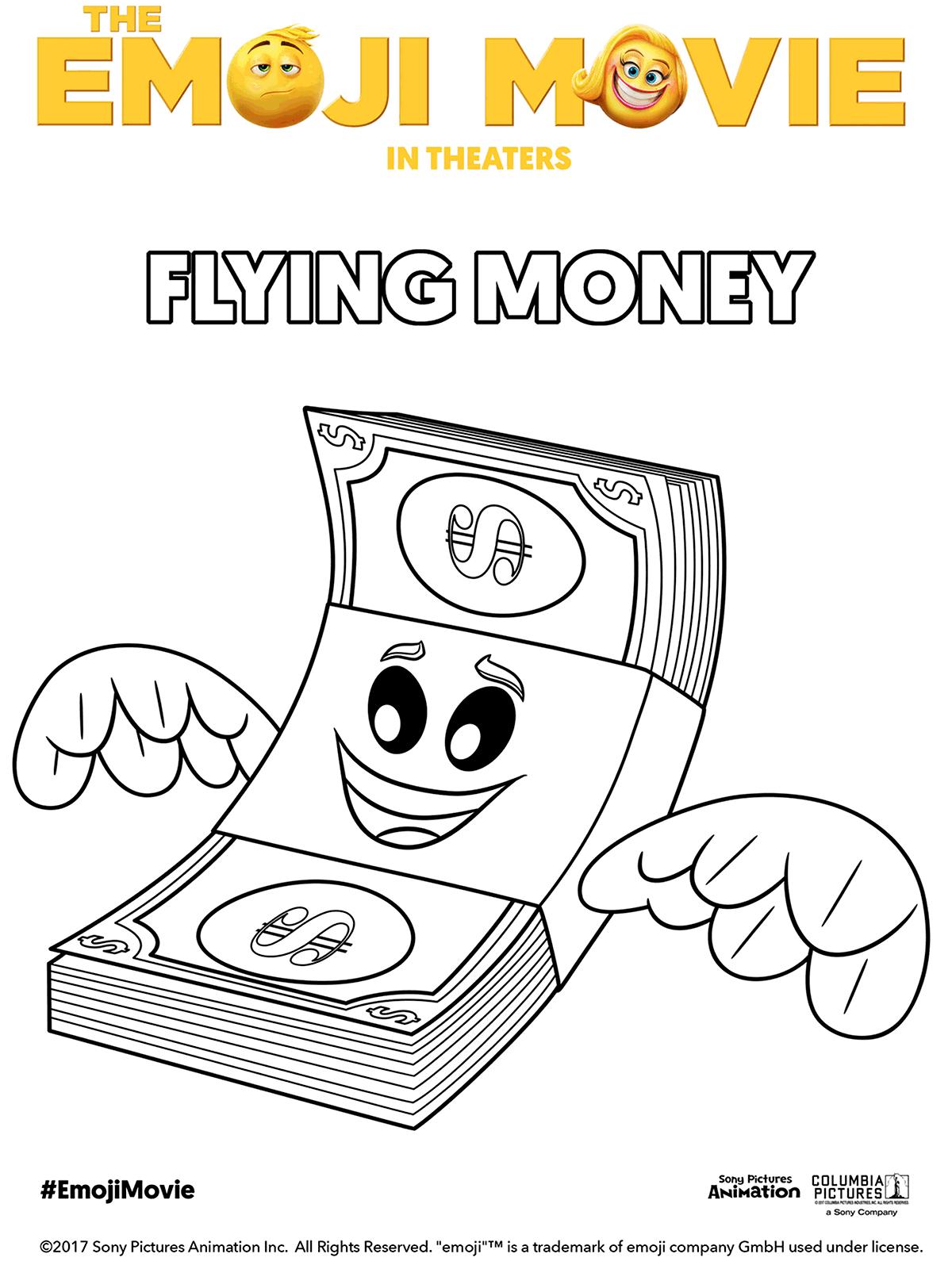 The Flying Money