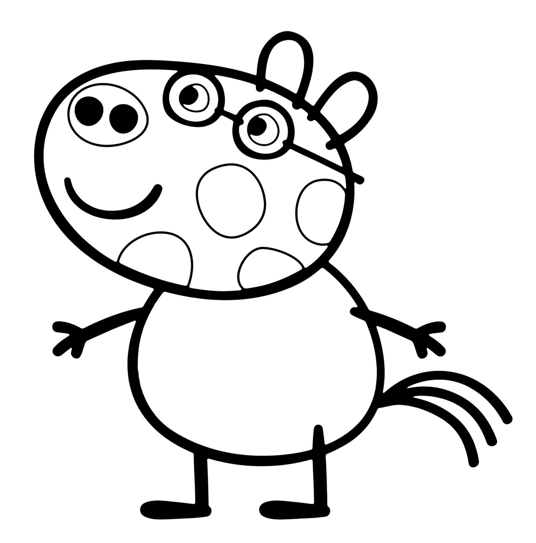 Peppa Pig Mummy Sheep