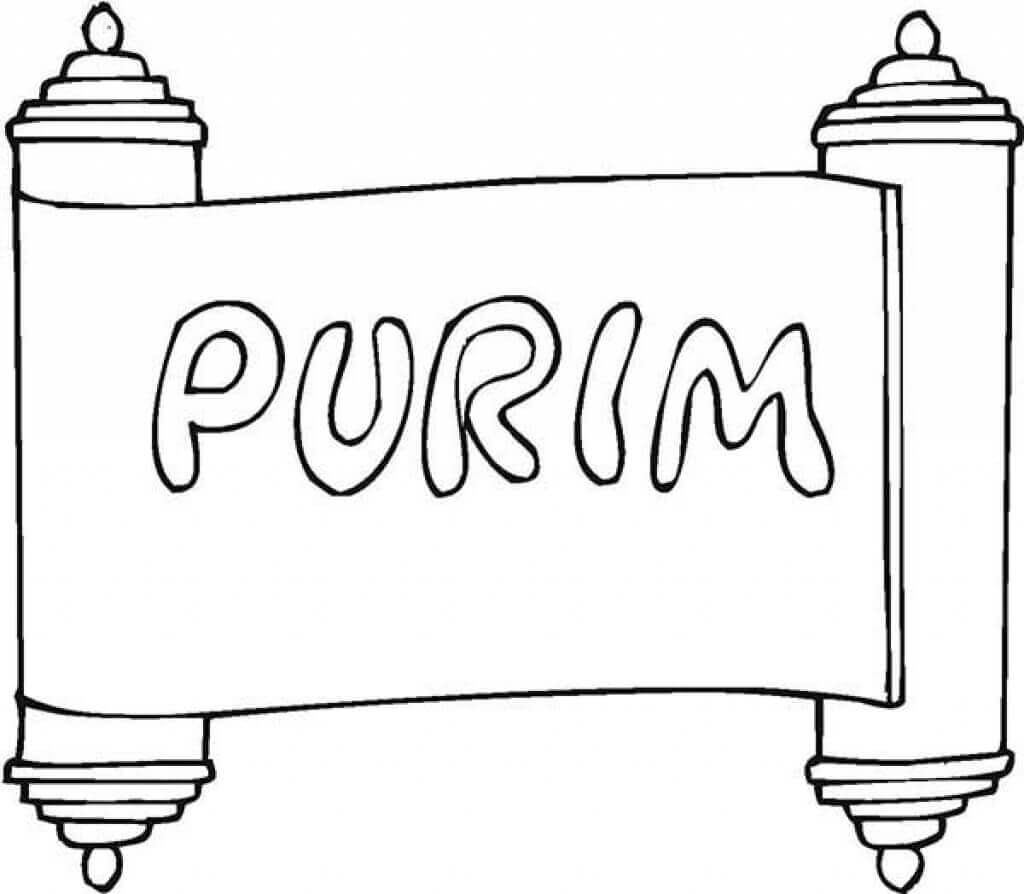 Purim Coloring Pages Free Coloring Pages Download   Xsibe esther and ...