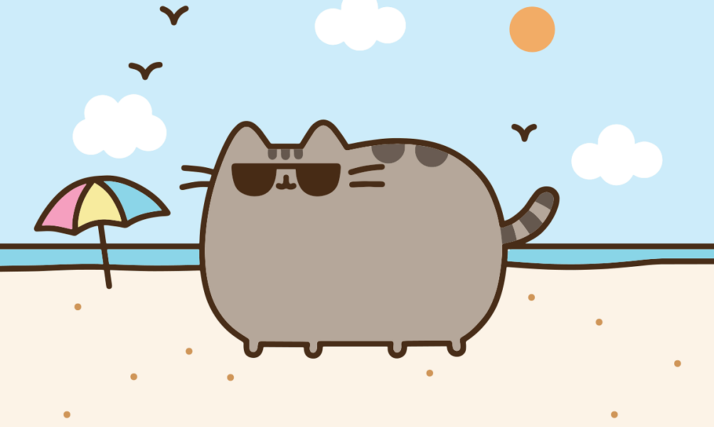 20 Free Pusheen Coloring Pages To Print