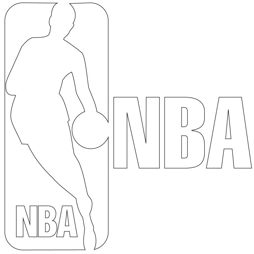 free printable nba (national basketball association
