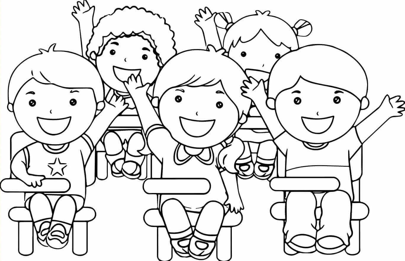 15 Free Printable Last Day Of School Coloring Pages