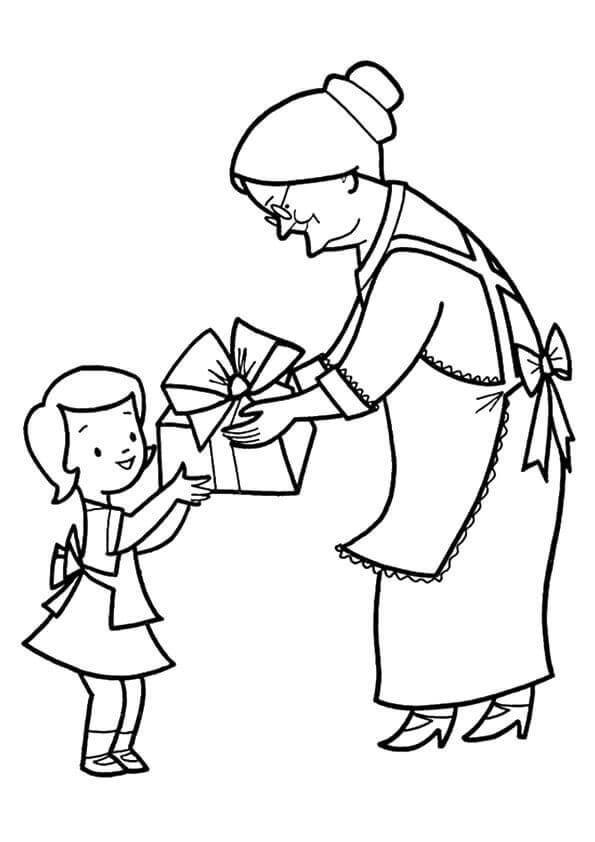 30 free printable grandparents day coloring pages, i love grandma coloring pages