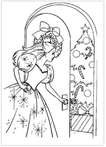 nutcracker coloring page # 35